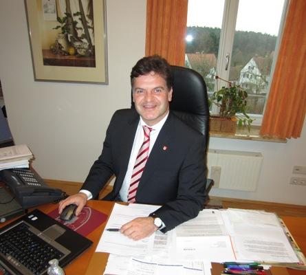 Werner Langhans Büro