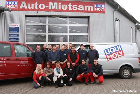 Team von Auto Mietsam