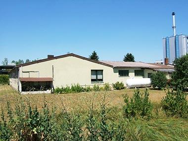 Gewerbeimmobilie (Lager, Büro, Grundstück) in Rednitzhembach