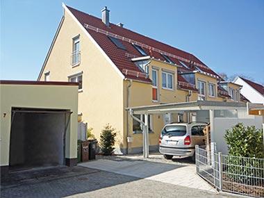 Haus Vermietung in Wendelstein / Röthenbach bei St. Wolfgang