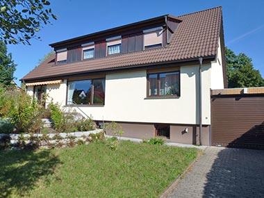 Einfamilienhaus zur Vermietung in Wendelstein