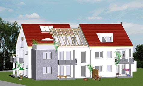 Exklusive Eigentumswohnungen im stilvollen Design zum Kauf in Wendelstein