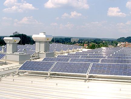 Photovoltaikanlage von Elektro Wagner OHG Nürnberg