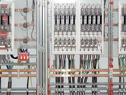 Schaltanlagen von Elektro Wagner OHG Nürnberg