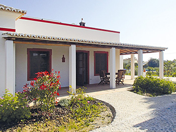 Casa Sonho - Eingang